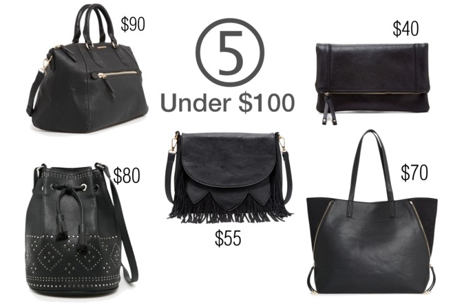 Five Fabulous Handbags under $100 Savvy Sassy Moms