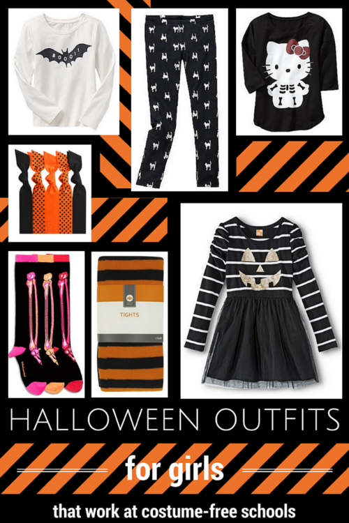 Halloween Styles for Girls
