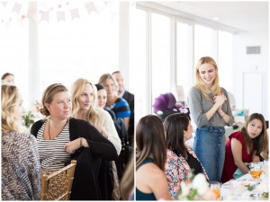 Rosie Pope Host Project Nursery Baby Shower
