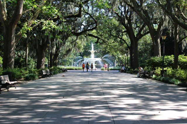 Savannah Georgia Travel