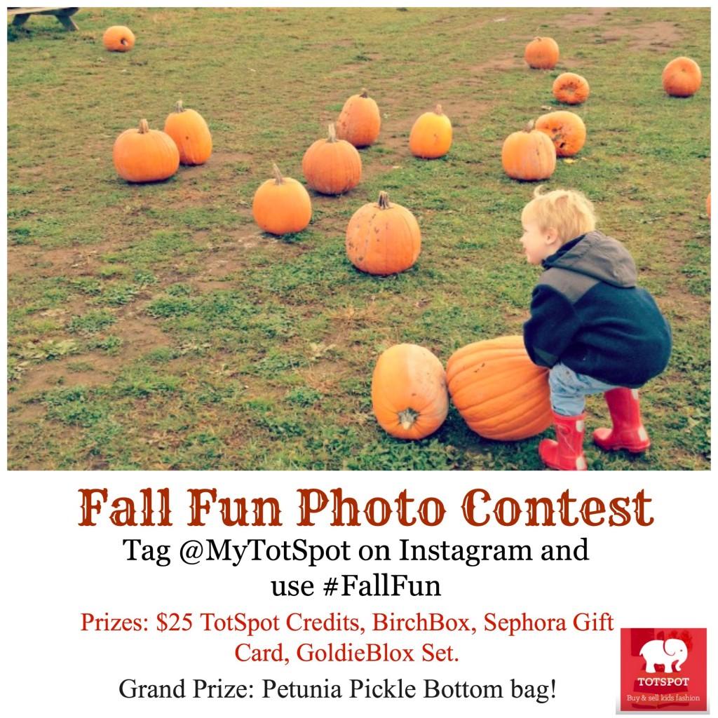 TotSpot Photo Contest