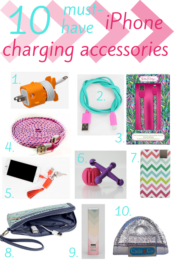 iPhone Charging Accessories