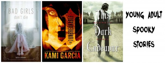 young adult halloween books