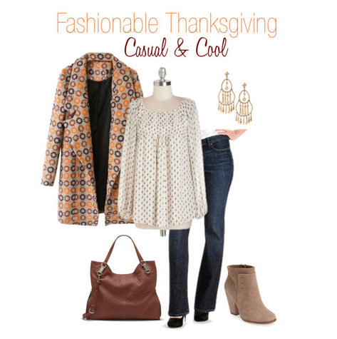Fashionable Thanksgiving Casual and Cool Savvy Sassy Moms