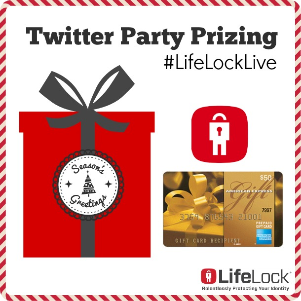 LifeLock Twitter Party Holiday 2014