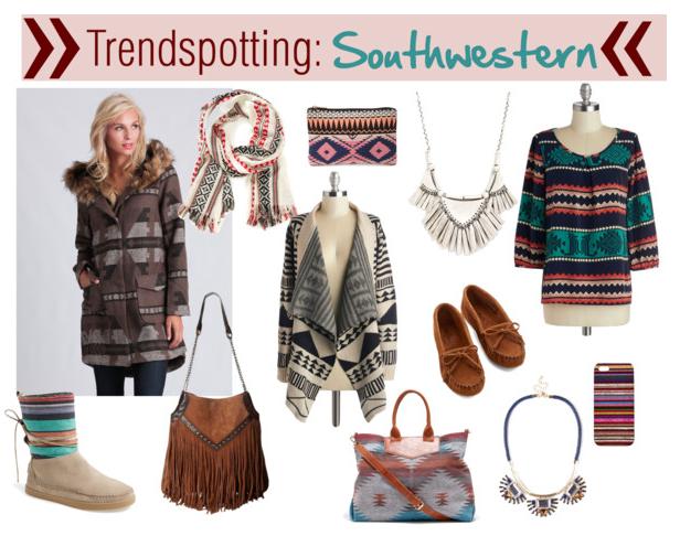 Southwestern Style Fashion Trends Savvy Sassy Moms