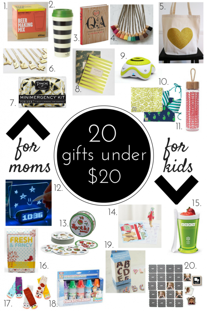 20 Gifts Under $20