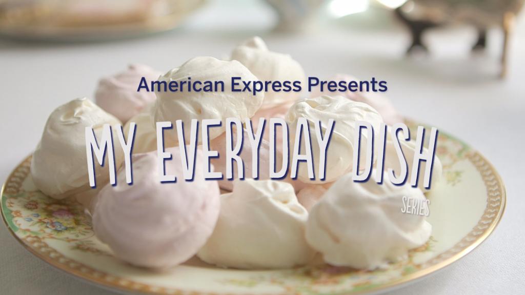 American Express Dessert