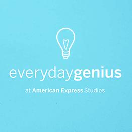 American Express Everday Genius