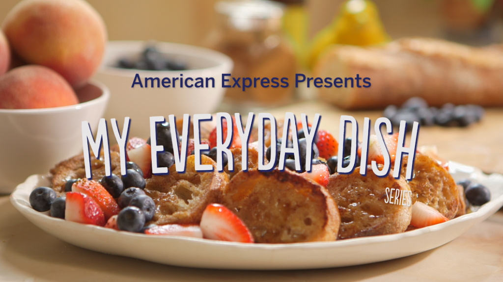 American Express French Toast