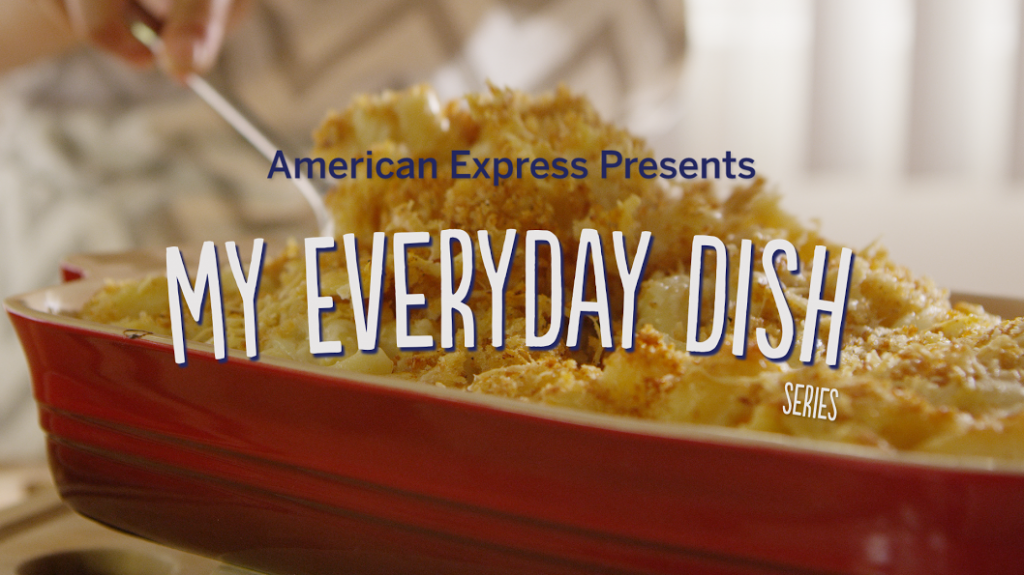 American Express Mac and Cheese