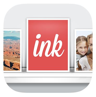 Christmas Card Apps- Ink Cards Logo