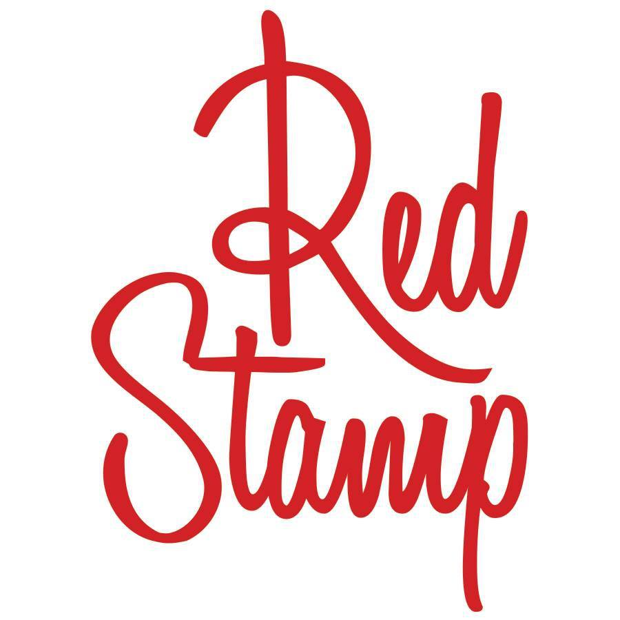 Christmas Card Apps- Red Stamp