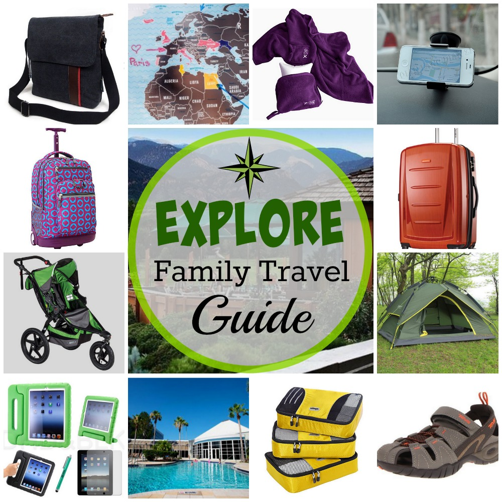 Explore Family Travel Guide ebay
