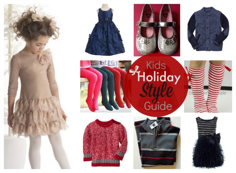 Kids Holiday Style Guide Savvy Sassy Moms for eBay