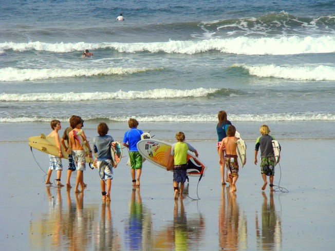 Tierra Magnifica Surf Camp Spanish Immersion Nosara Costa Rica Family Travel