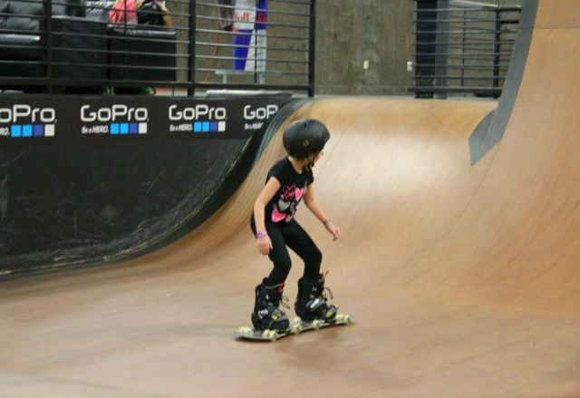 Copper Mountain Woodward Indoor Training Family Travel