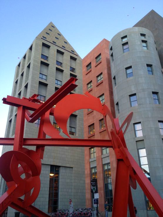 Denver Art Museum Sculptures