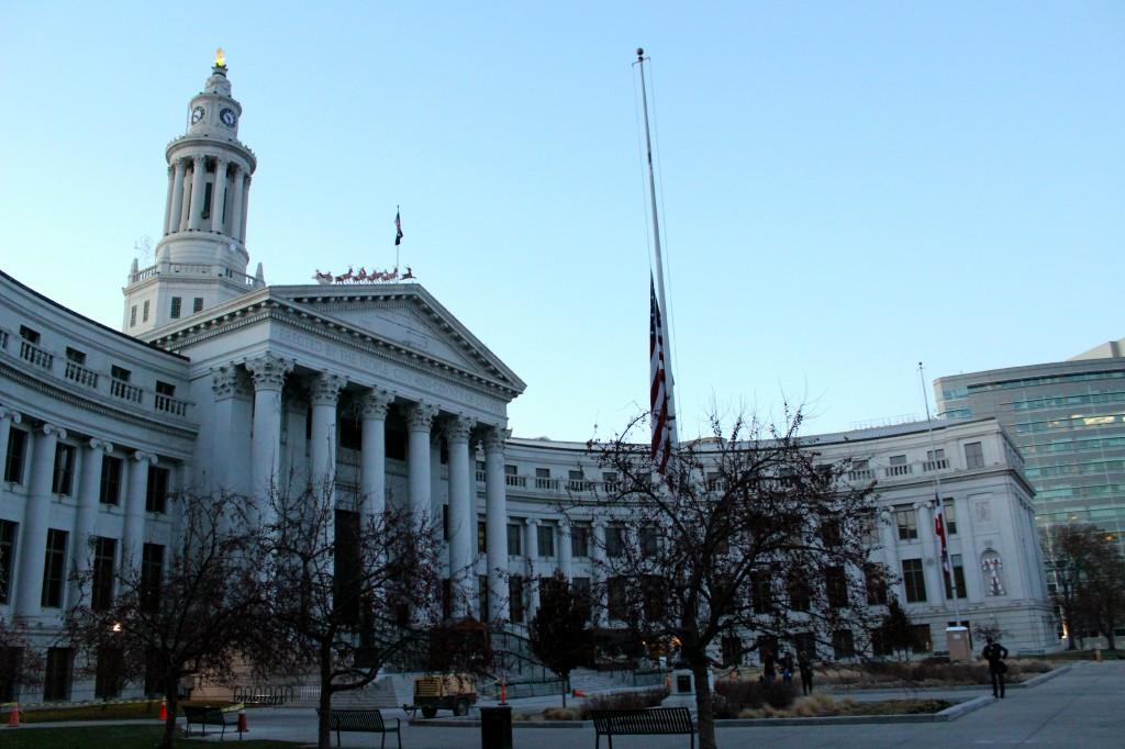 Denver Government Building Travel