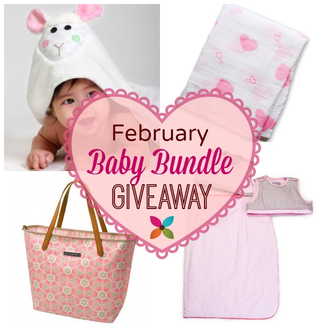 February Baby Bundle Giveaway Savvy Sassy Moms