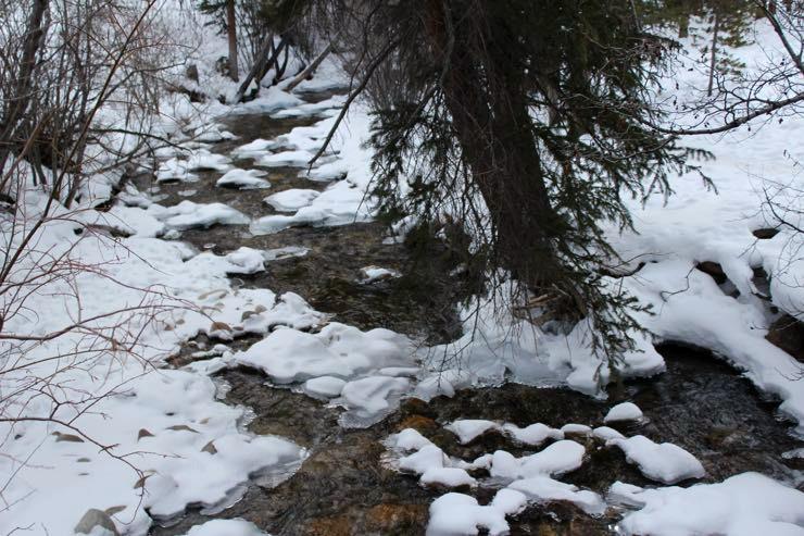 Keystone The Springs at River Run Frozen River