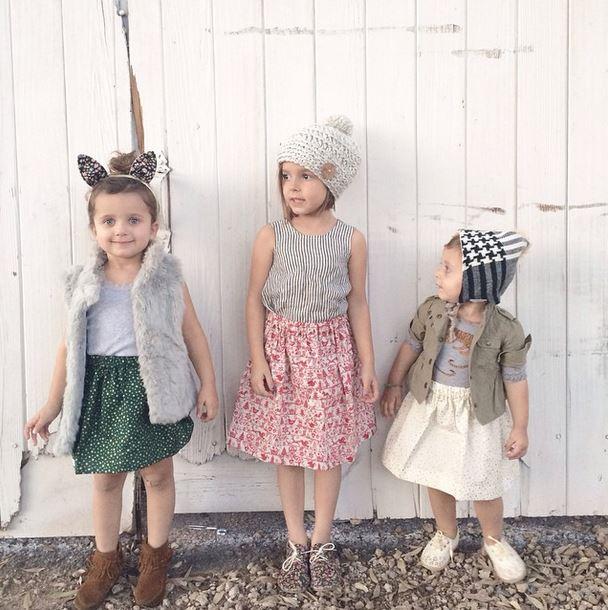 Kid Street Style Girls