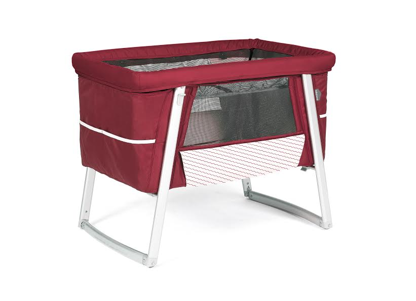 New 2015 Baby Gear- Babyhome Air Bassinet