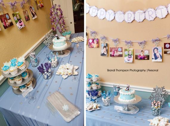 1st Birthday Party Ideas For Winter Birthdays