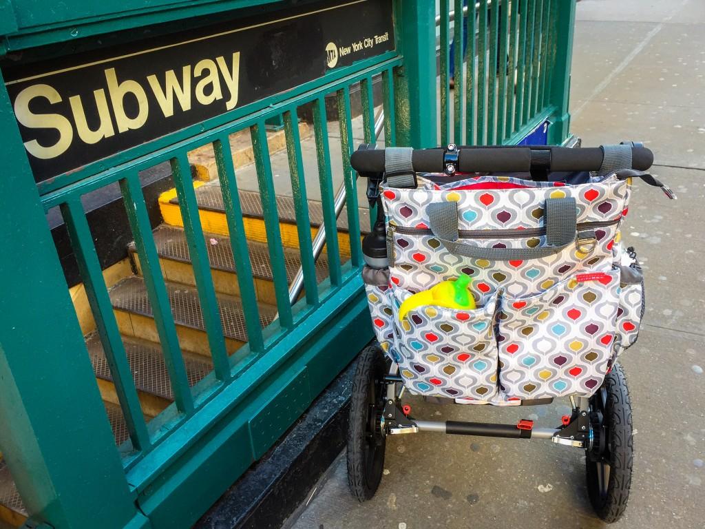 Skip Hop Diaper Bag in NYC