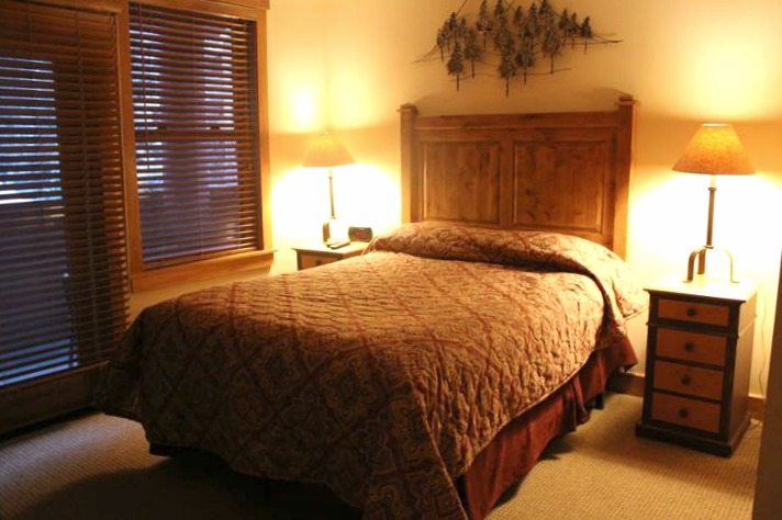 The Springs Condo Bedroom One Keystone Colorado