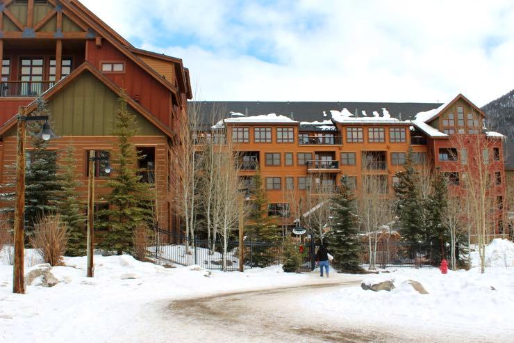 Keystone resort lodging for Cabins in keystone colorado