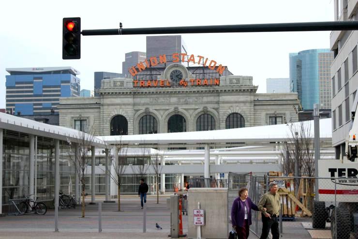 Union Station Denver Downtown