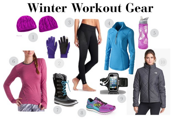 Winter Workout Gear
