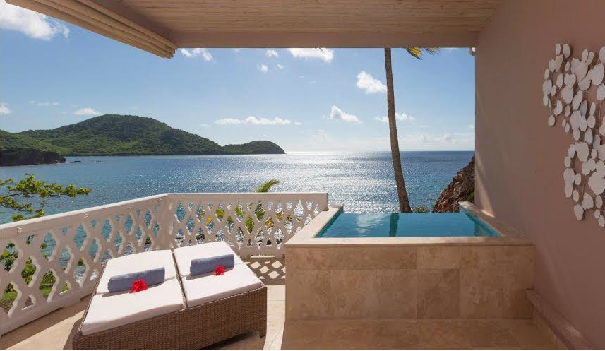 All-inclusive Family Vacations // Curtain Bluff - Antigua