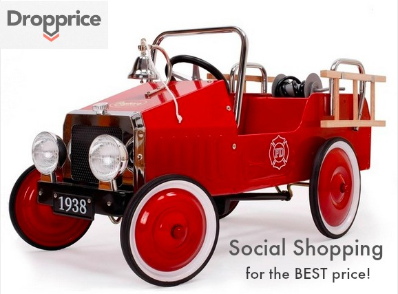 Dropprice Social Shopping for the Best Price