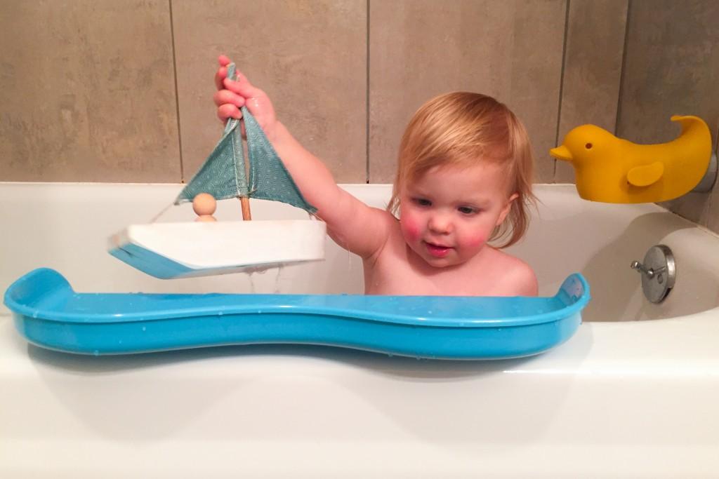 Shelfie Bathtub tray