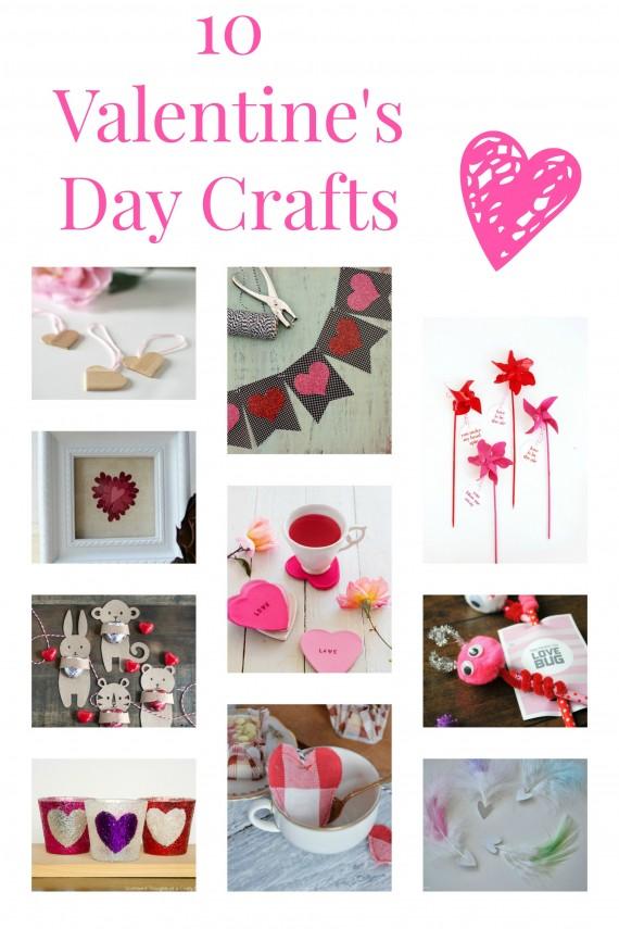Valentine Craft Roundup