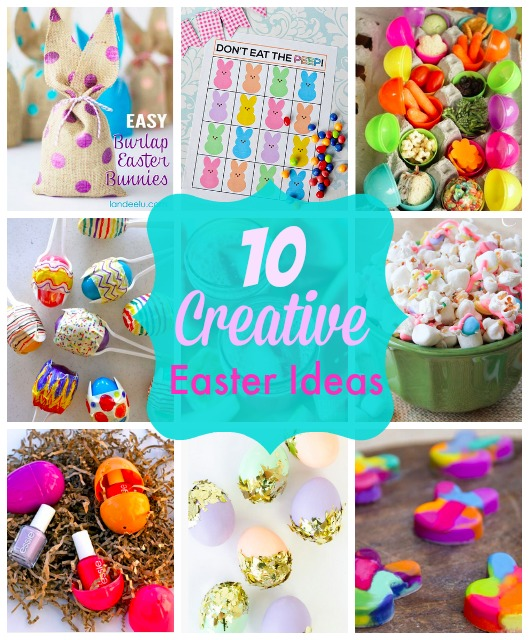 10 Creative Easter Ideas