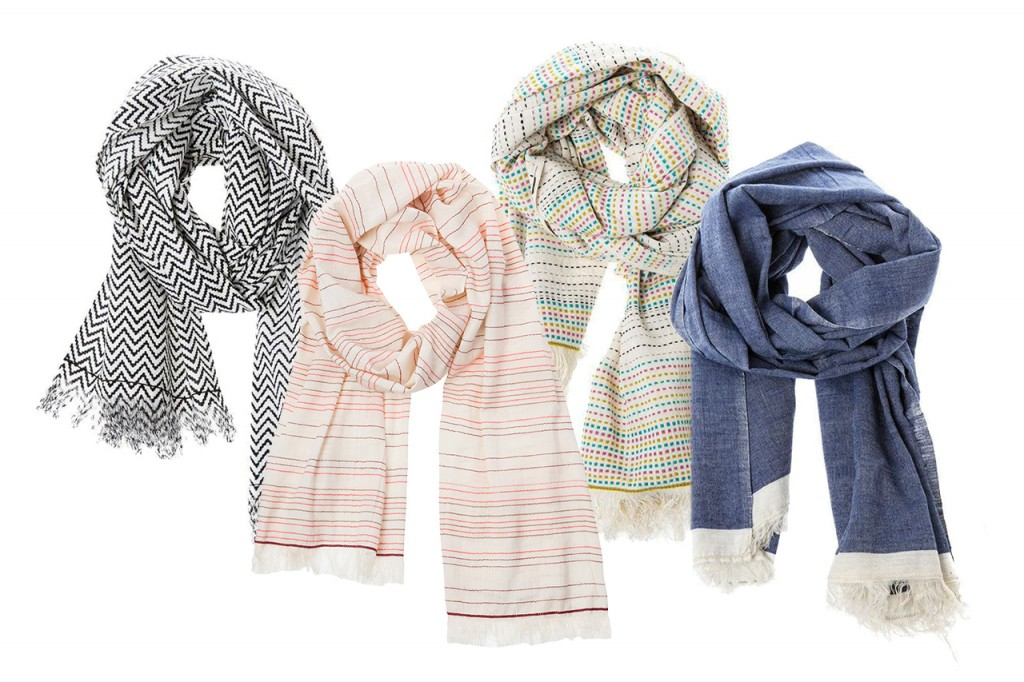 The Honest Co. Nursing Scarf