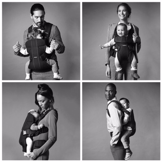 BabyBjorn Baby Carrier One: 4 Positions