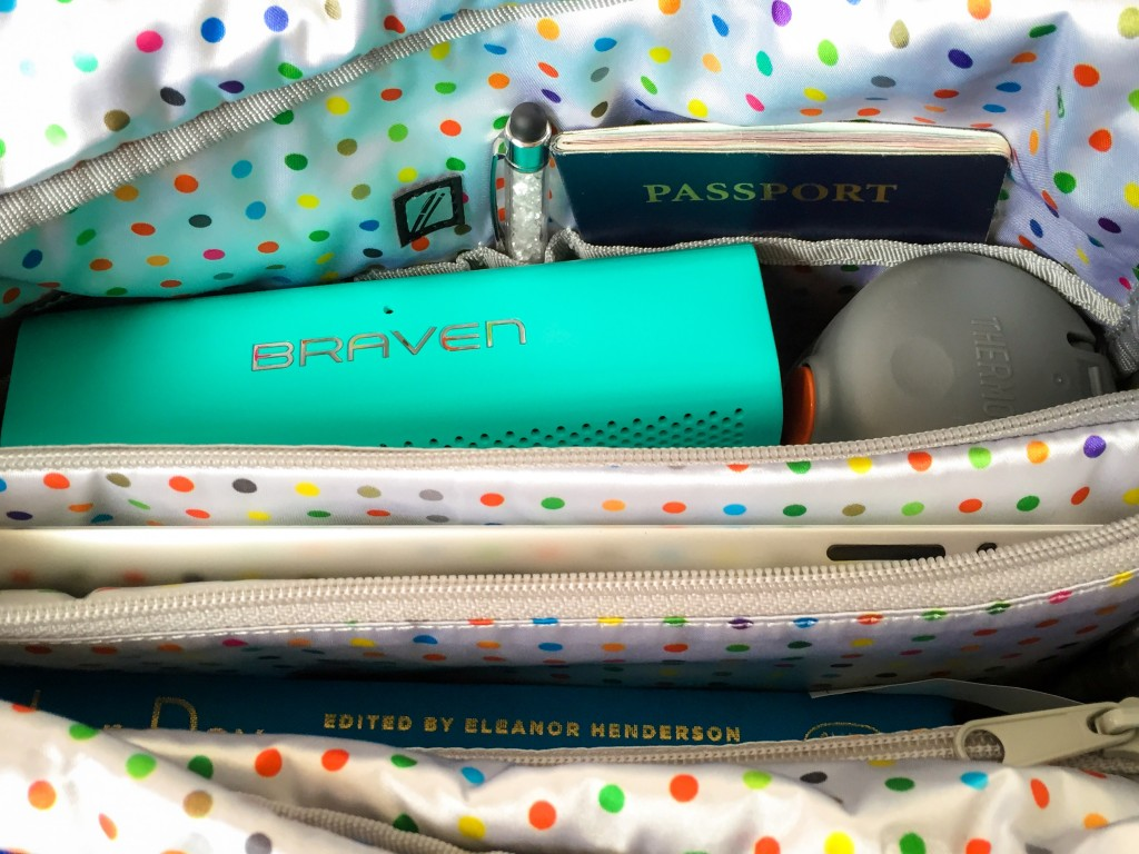 Must-have tech travel accessories for moms