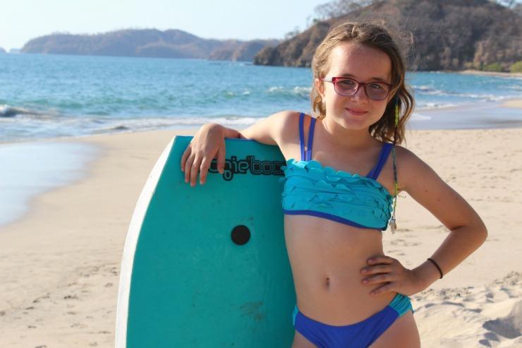 Limeapple Aqua Swimsuit McKenna 1