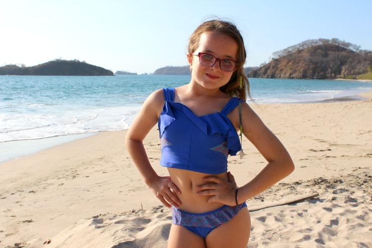Limeapple Swimsuits Mckenna Isle Blue