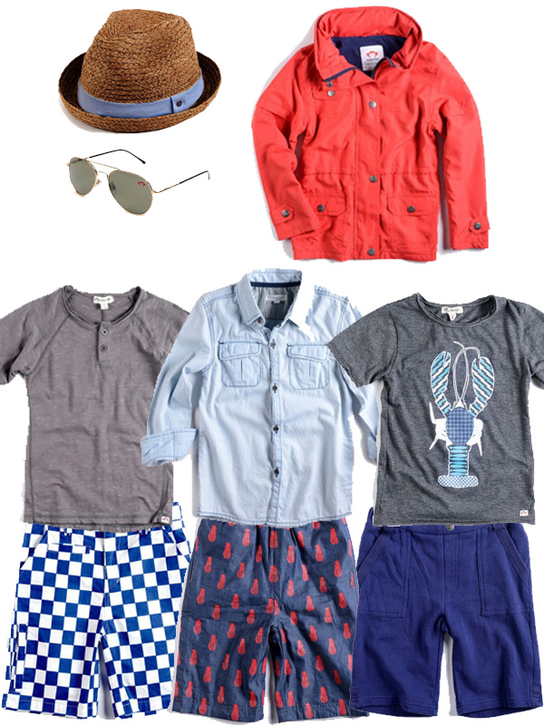 Spring style favorites from Appaman for boys