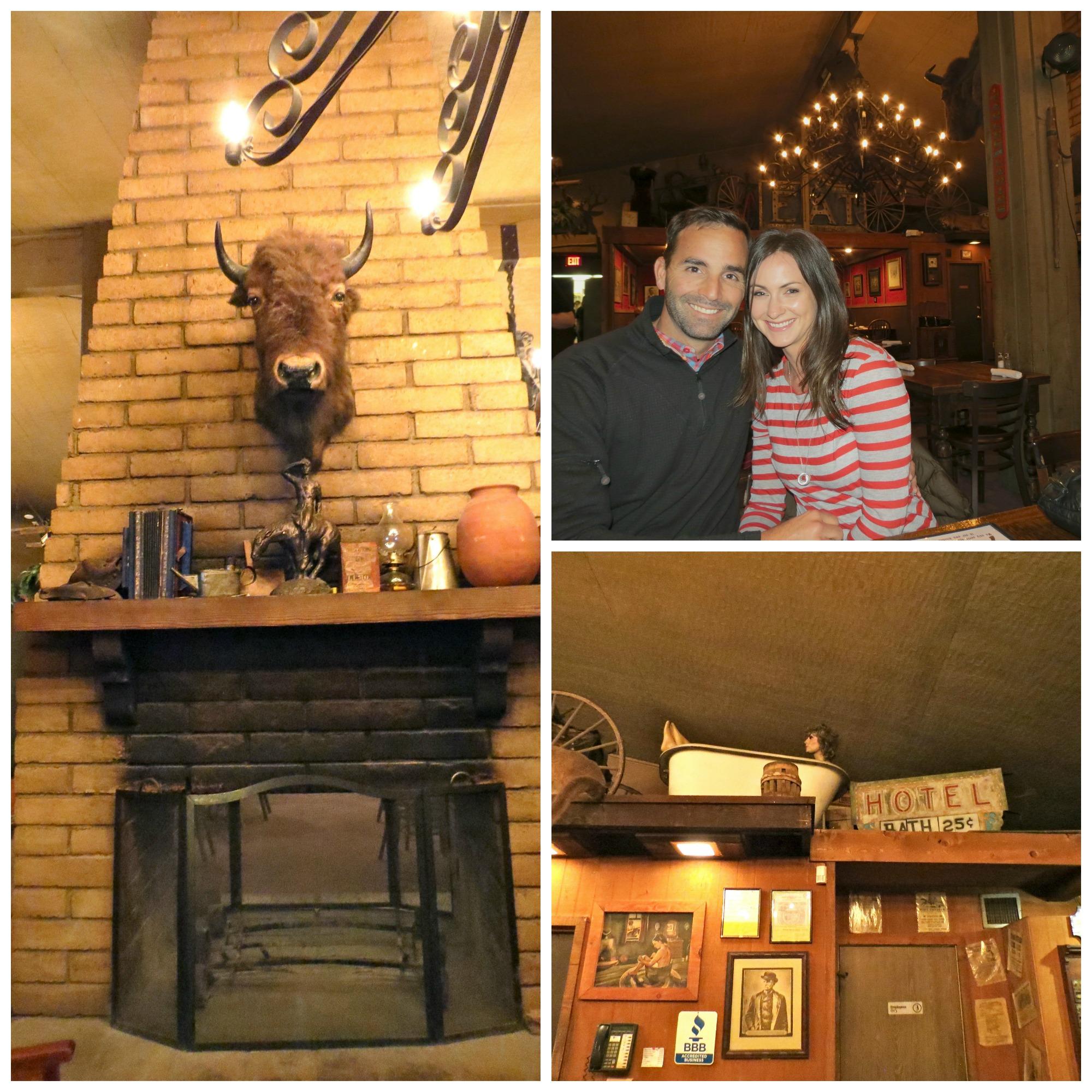 Black Bart's Steak House in Flagstaff, Arizona