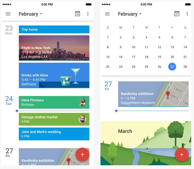 Time-Saving Apps: GoogleCalendar