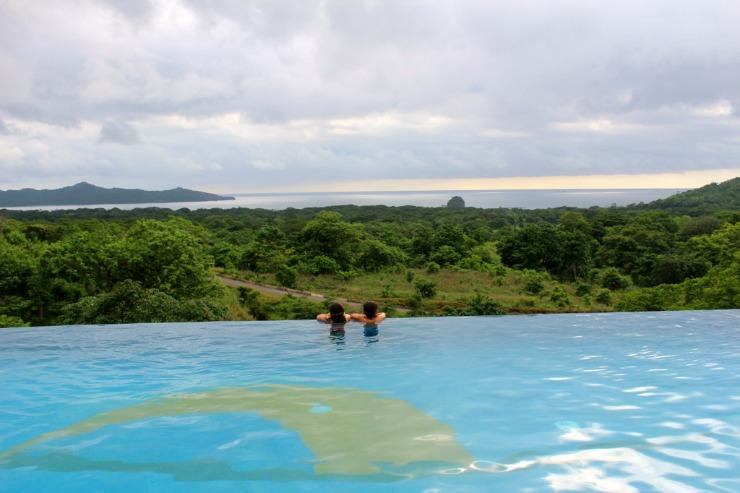 Hudson McKenna Mar Vista Pool Costa Rica 2013