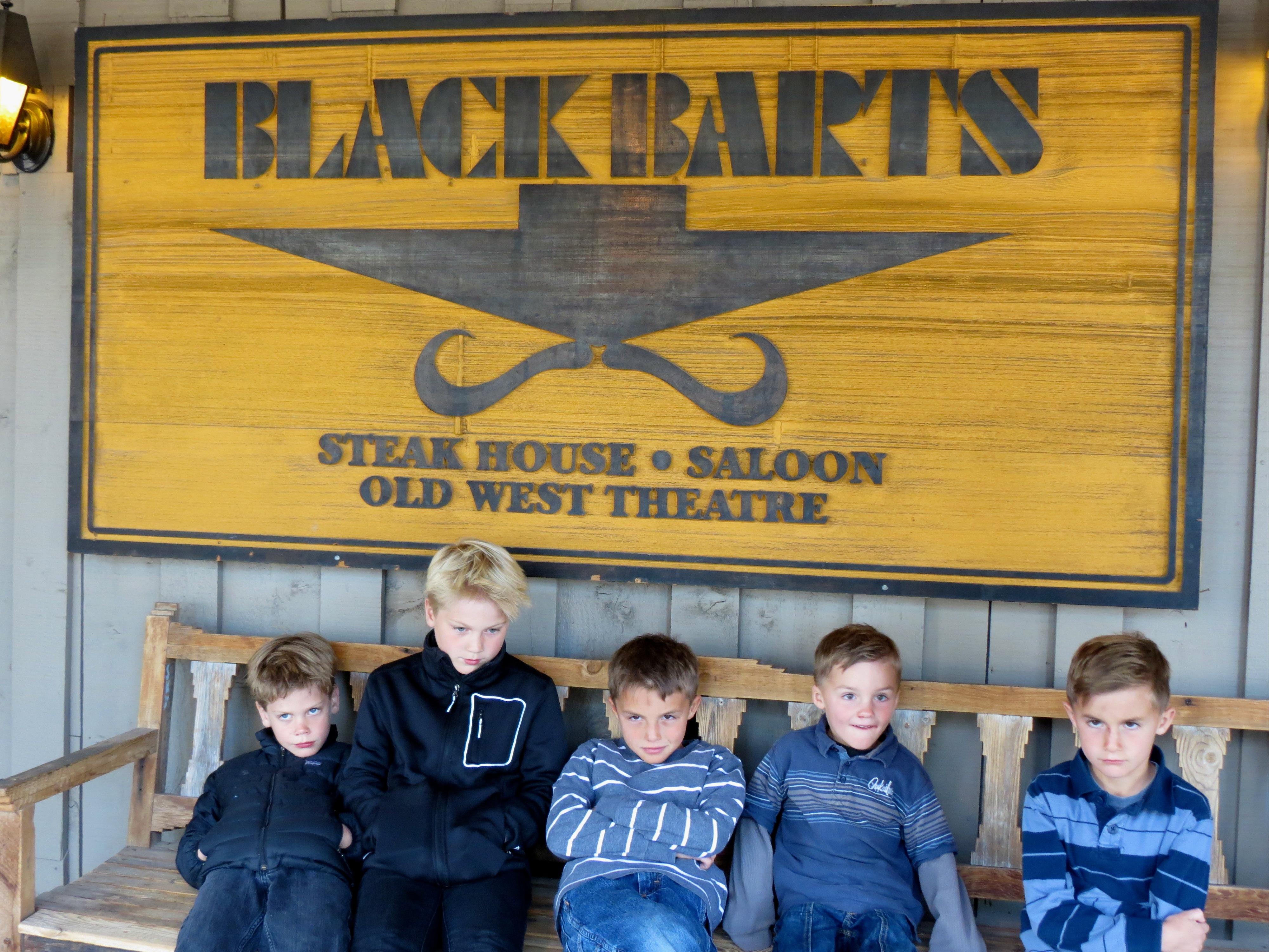 Black Bart's Steakhouse  in Flagstaff
