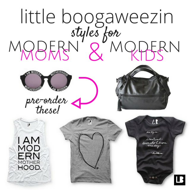 Little Boogaweezin for Kids and Moms