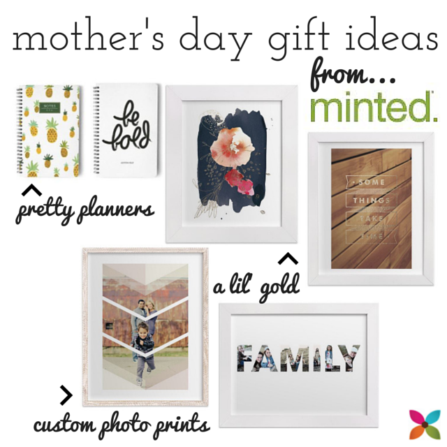 Mothers Day Gift Ideas from Minted